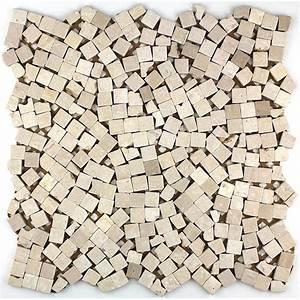 carrelage mosaique pierre sol et mur douche et salle de With sol mosaique salle de bain