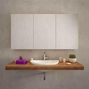Bad Spiegelschrank Beleuchtet : bristol bad spiegelschrank innen beleuchtet online kaufen ~ Frokenaadalensverden.com Haus und Dekorationen