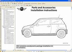 Bmw Accessory Fitting Guide  Eba