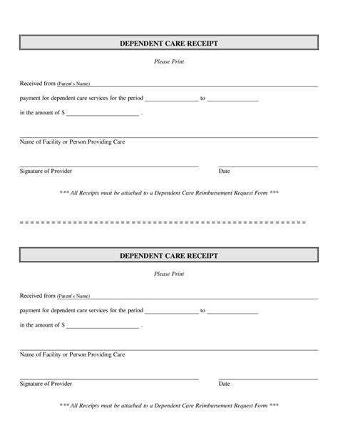receipt template 2018 receipt template fillable printable pdf forms handypdf