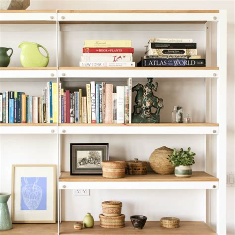 Great Shelf Ideas  Sunset Magazine