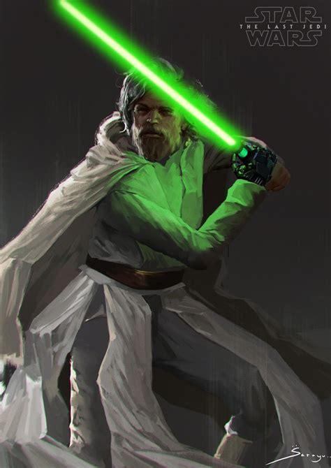 Star Wars Jedi Pin By J On Galaxy Luke Skywalker Star Wars Star Wars Art