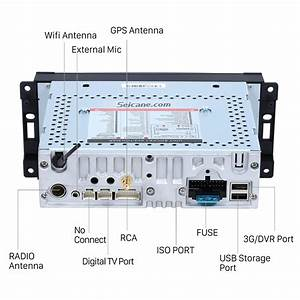 Android 6 0 Aftermarket Oem Gps Dvd Player For 2008