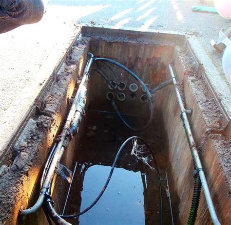 chambre de tirage fibre optique audits sur le terrain