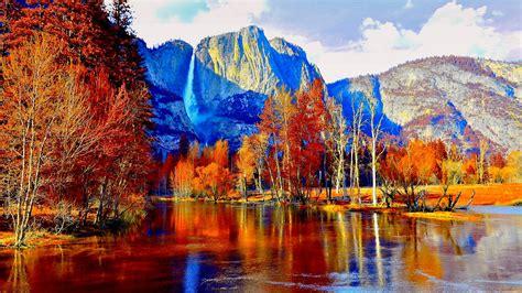 Yosemite National Park Wallpaper Studio