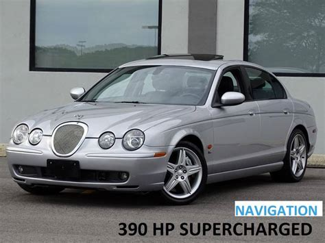 2004 Jaguar S-type R Supercharged For Sale Used Cars On