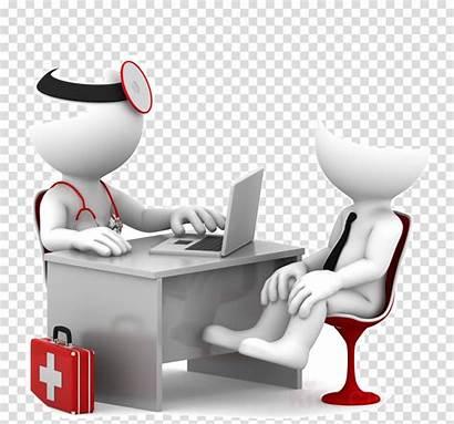 Patient Cartoon Clipart Communication Transparent Clip Medicine