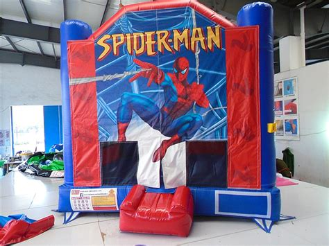 Spiderman Bounce Jumping For Sale, Buy Commercial