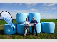 Bale wraps still helping charities Prostate Cancer