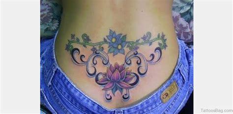 beautiful lotus flower tattoos