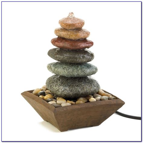 zen fountain tabletop tabletop home design ideas