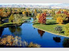 Anne Morrison Park Skyline by Visit Idaho