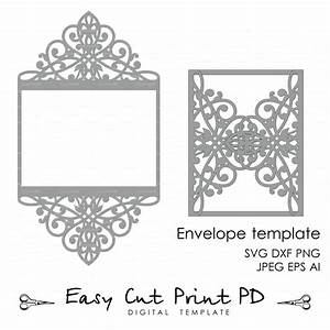 wedding invitation pattern card template lace folds With wedding invitation jacket templates