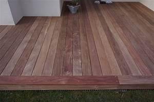 Terrasse Bois Exotique : terrasse en bois autour d 39 un spa dans le loiret loire ~ Melissatoandfro.com Idées de Décoration