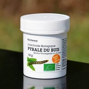 Insecticide Naturel Pour La Maison : traitement bio contre la pyrale du buis comptoir des jardiniers ~ Nature-et-papiers.com Idées de Décoration