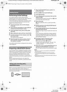 Sony Xavax7000 Av Receiver User Manual Xav Ax7000