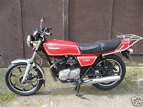 Kawasaki Z250 Image by Kawasaki Z250 Gallery Classic Motorbikes