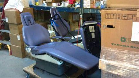 dental chair pelton crane chairman