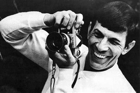 leonard nimoy canon celebrity camera club petite curiepetite curie