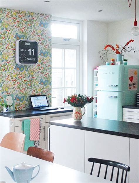 Retro Kuche by 17 Retro Kitchen Ideas Decoholic
