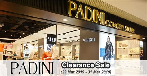 padini concept store clearance sale  march   march