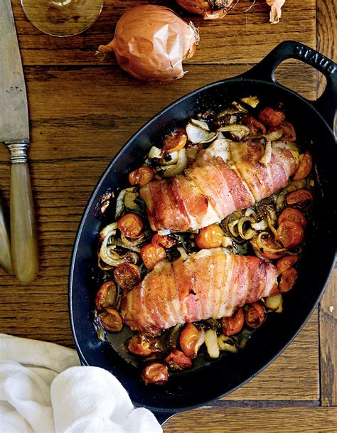 2 recette de cuisine escalopes de poulet rôties aux tomates de mimi thorisson