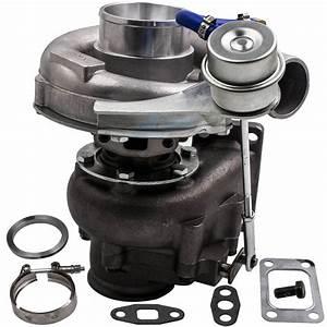 T04e T3 T4  63 A  R 55 Trim Turbo Charger Compressor 400 Hp