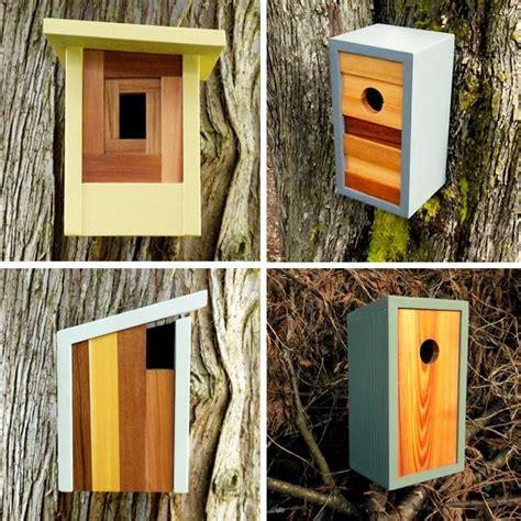 Kalifornische Betonmoebel by 56 Besten Vogelhaus Modern Birdhouse Bilder Auf