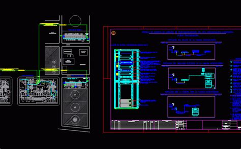 fo link  equipment agreement dwg block  autocad