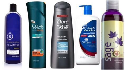 5 Best Dandruff Shampoos For Men That Work Impeccably