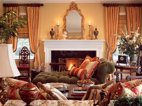 Traditional Style 101 From Hgtv  Hgtv. Kitchens With Oak Cabinets. Thin Console. Block Coffee Table. Wall Dividers. Fireplace With Tv. Rustic Outdoor Wall Lights. French Settee. Whitewash Stone Fireplace