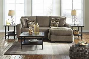 Sofa chaise by ashley furniture park home for At home store living room furniture