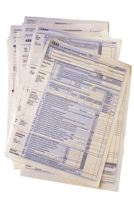 attach  forms   federal tax return