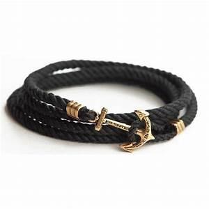 Bracelet Homme Marque Italienne : bracelet pour homme avec une attache ancre kiel james patrick mode conseils mode ~ Dode.kayakingforconservation.com Idées de Décoration