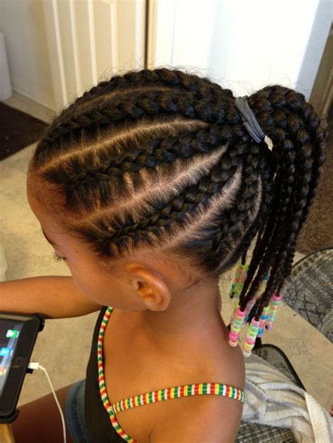 Lil Kid Hairstyles by The 25 Best Black Children Hairstyles Ideas On