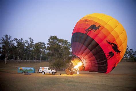 hot air balloon ride brisbane air balloon rides