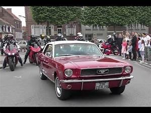 Mustang Pin Up : mariage rockabilly moto mustang et pin up youtube ~ Maxctalentgroup.com Avis de Voitures
