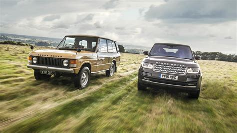 range rover  evolved top gear
