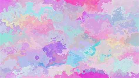 abstract stained background seamless video pastel cute