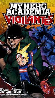 My Hero Academia: Vigilantes Vol. 1 Review | AIPT