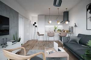 Amenager Petit Balcon Appartement : comment am nager parfaitement un petit appartement ~ Zukunftsfamilie.com Idées de Décoration