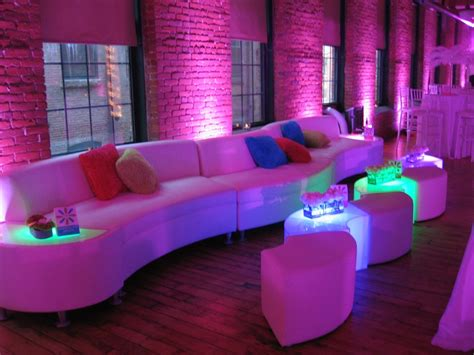 White Lounge Furniture Rental Boston Ma Parisproductionscom