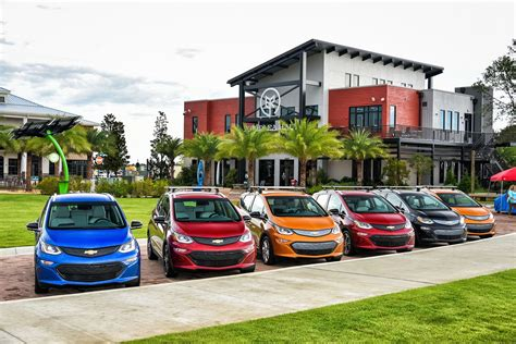 New All Electric Cars by General Motors Promises At Least 20 New All Electric Cars