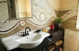 Foto di bagni a mosaico