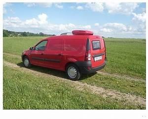 Petite Dacia : le camping en logan van ~ Gottalentnigeria.com Avis de Voitures