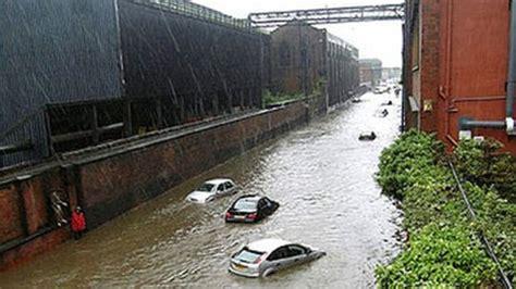 sheffield don valley flood defence bid upped   bbc