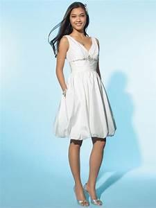 short white beach dress oasis amor fashion With short white beach wedding dresses