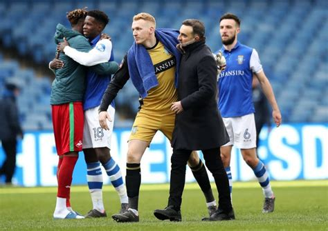 Swansea City v Sheffield Wednesday: Owls spurred on by ...