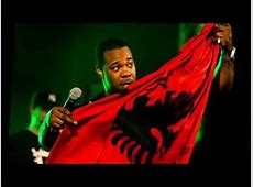 Famous people with Albanian flag YouTube