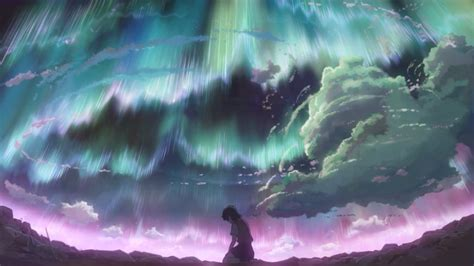 Anime Backgrounds For Desktop by Children Who Lost Voices Makoto Shinkai Anime
